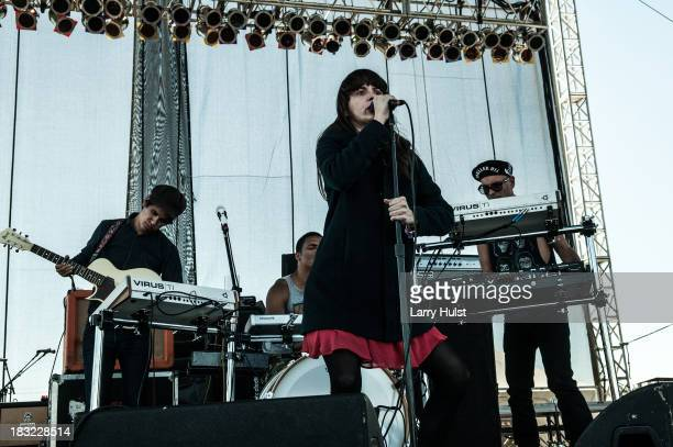Bosnian Rainbows at May Farms in Byers Colorado on September 21 2013