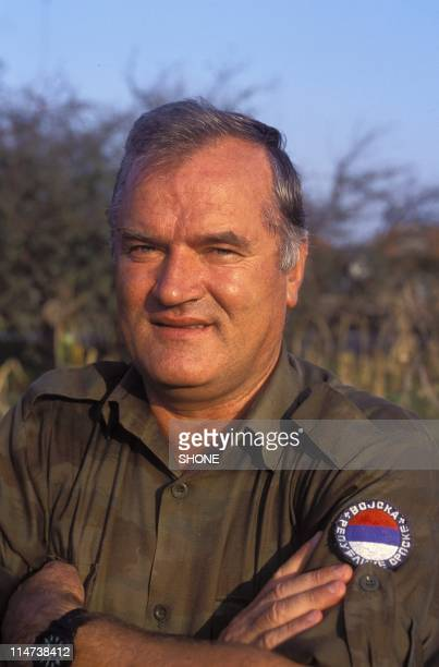 Bosnian Serb General Radko Mladic in Bosnia1994 Serbian police have May 26 2011 arrested Ratko Mladic who is wanted by the Hague Tribunal on genocide...