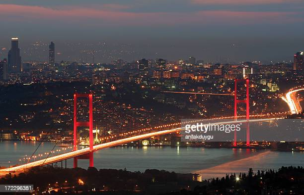 Bosphorus Bridge - 3