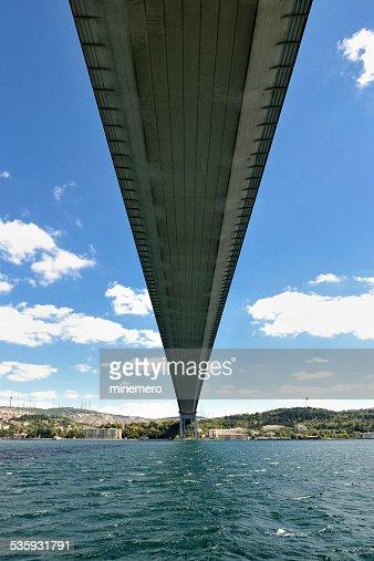 Bosphorus Bridge : Stock Photo