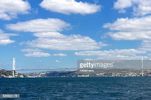 Bosphorus : Stock Photo