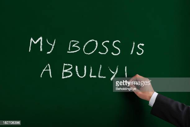 Boss is a Bully XL