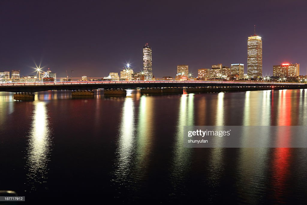 Boston: Back Bay : Stock Photo