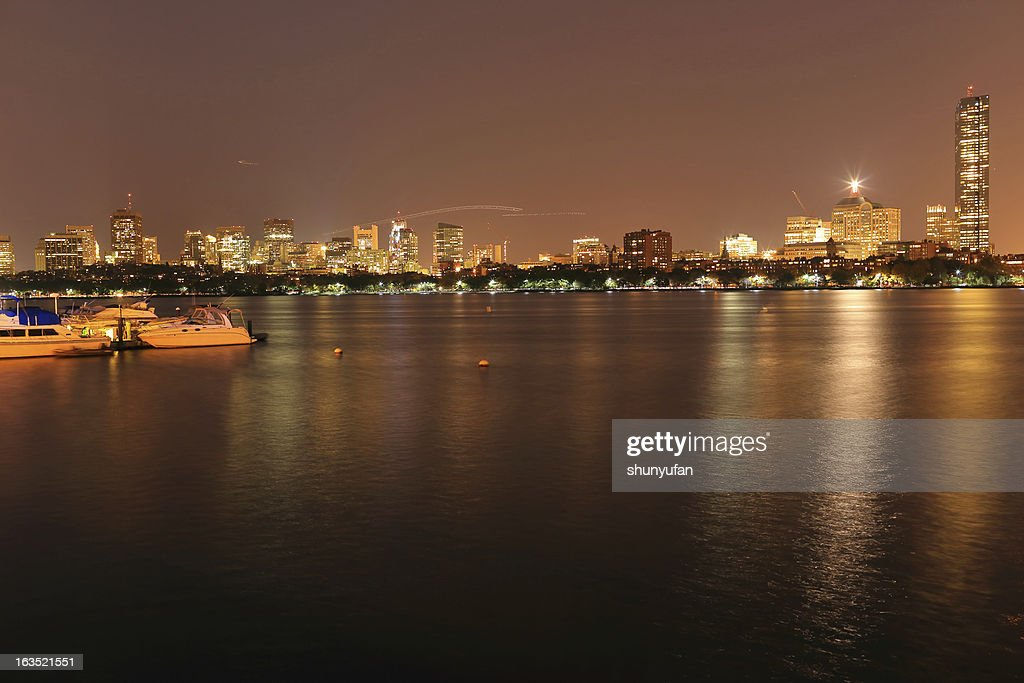 Boston: Back Bay : Stock Photo
