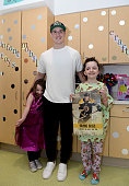 Bruins Forward Noel Acciari Visits Patients At Boston...