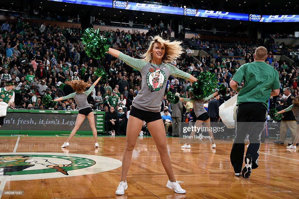 New York Knicks V Boston Celtics Getty Images