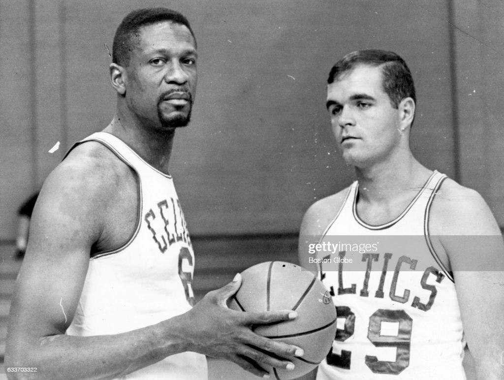 Boston Celtics Player Bill Russell