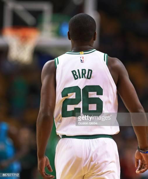 Boston Celtics rookie hopeful Jabari Bird makes his debut in a Celtics uniform The Boston Celtics host the Charlotte Hornets in a preseason NBA...