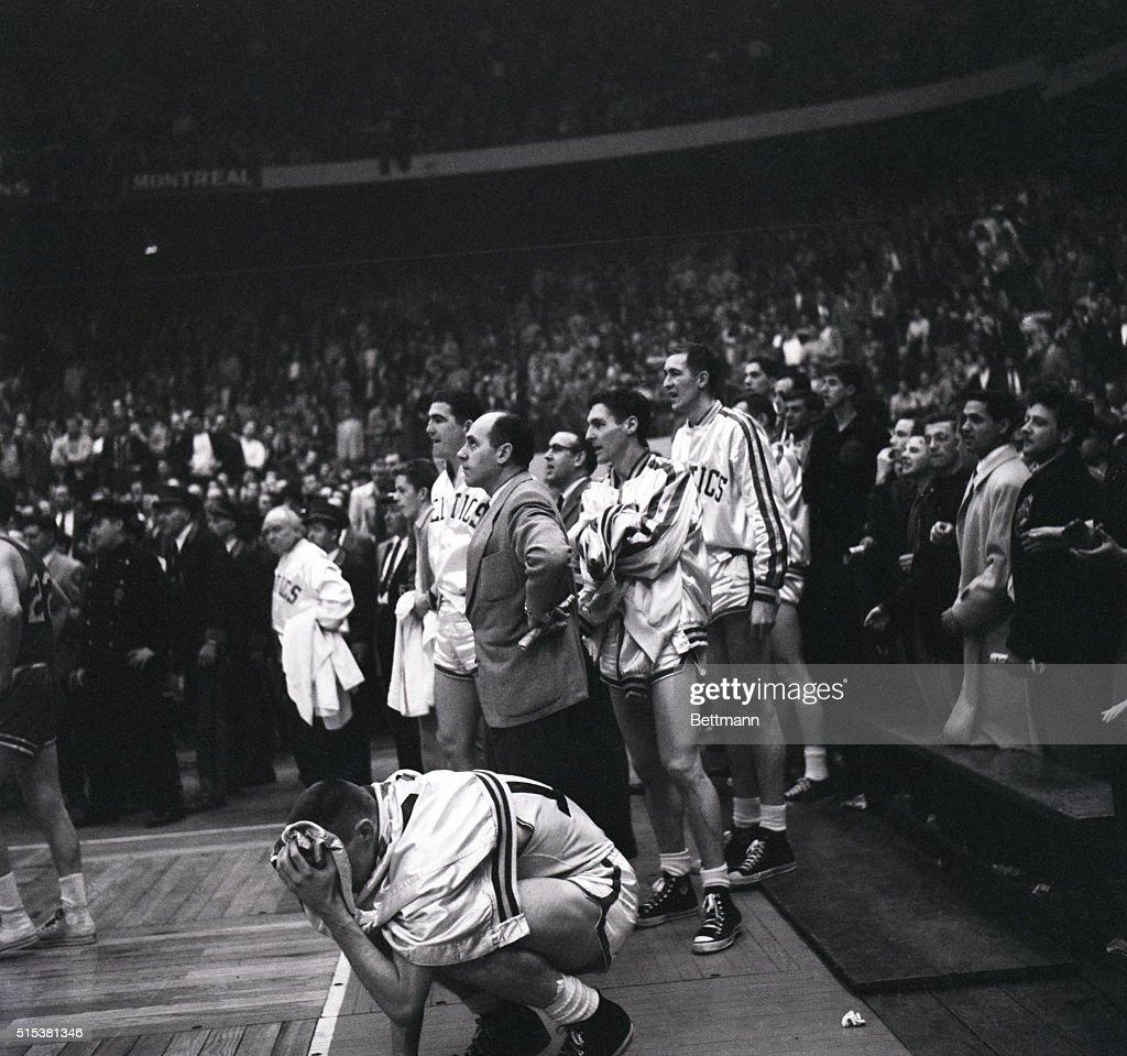 Celtics Win NBA Championship Playoff