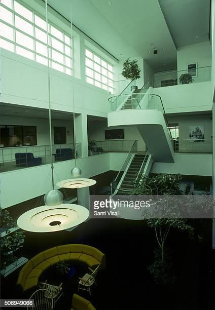 Boston Globe offices on May 20 1988 in Boston Massachussetts