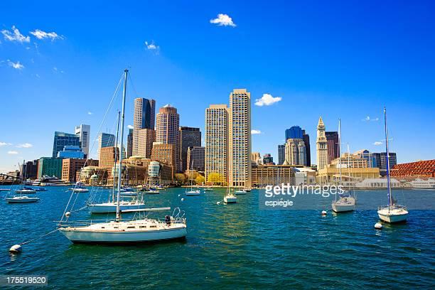 Boston Harbor, Massachusetts