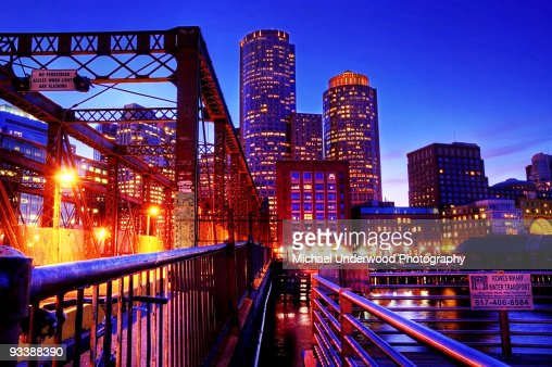 Boston, Massachusetts : Stock Photo