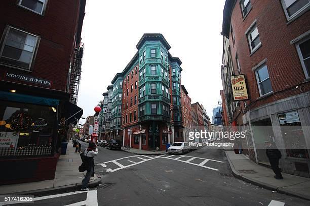 Boston Old town