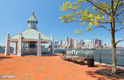 Boston Park with a View