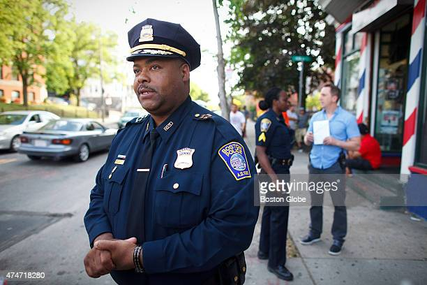 Boston police SuperintendentinChief William G Gross said that Divan Silva of Brockton sustained a nonlifethreatening gunshot wound today at the same...