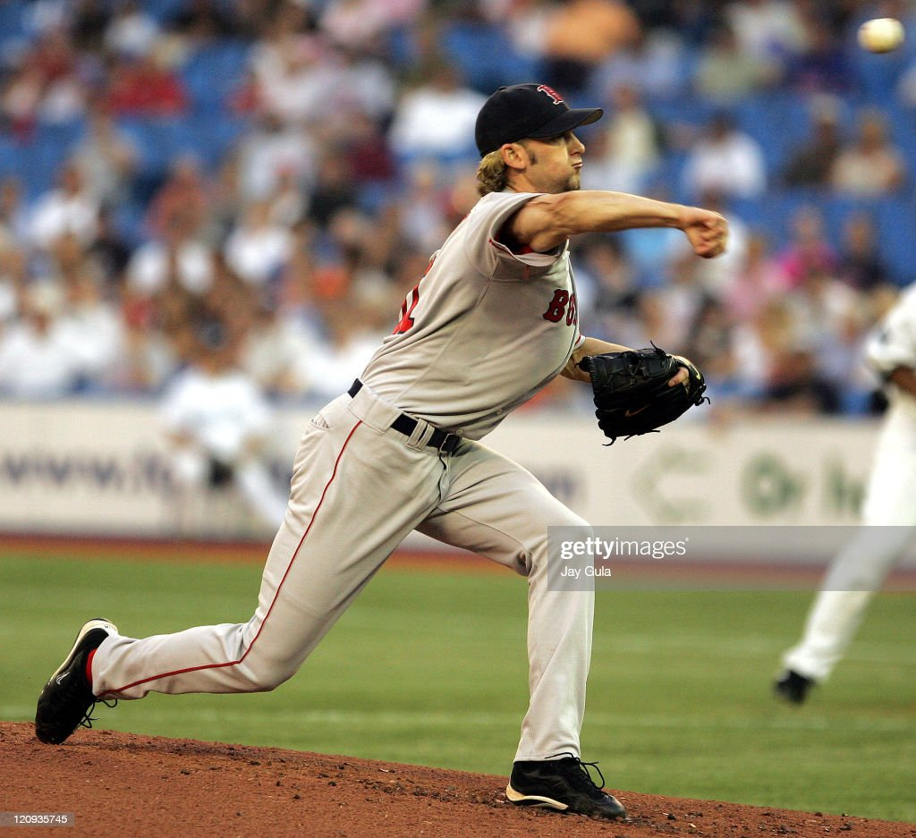 Boston Red Sox vs Toronto Blue Jays - September 12, 2005