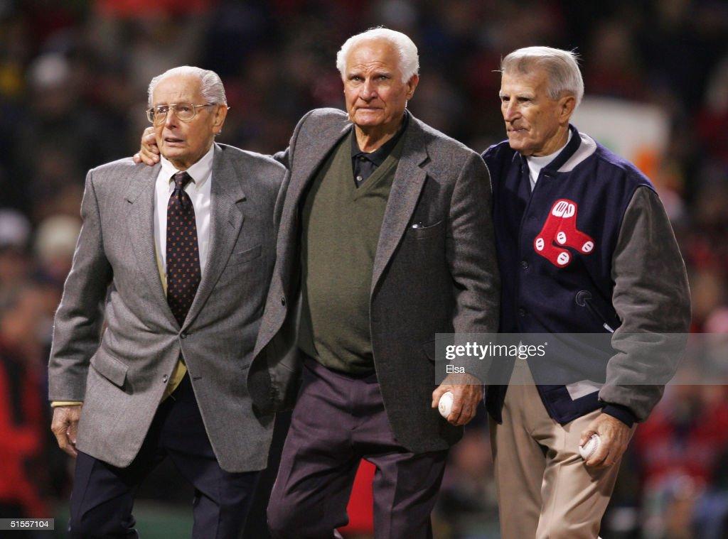 FILE: Red Sox Legend Johnny Pesky Dies