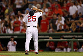 Boston Red Sox manager Bobby Valentine was left scratching his head after Boston Red Sox relief pitcher Alfredo Aceves gave up the lead in the ninth...