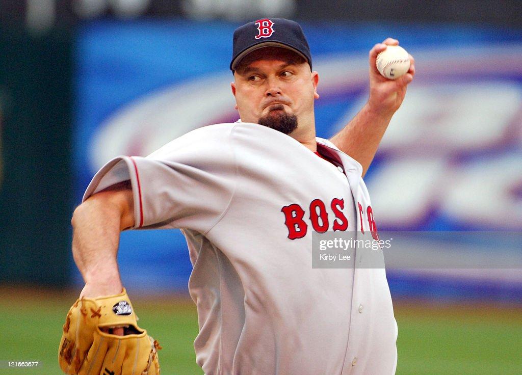 Boston Red Sox vs Oakland Athletics - May 18, 2005