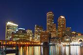 Boston Skylines