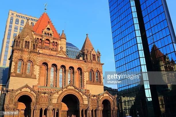 Boston: Trinity Church