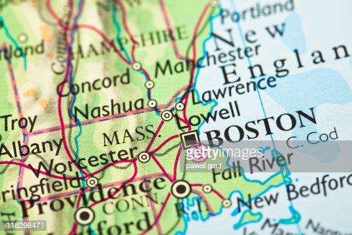 マサチューセッツ州ボストン