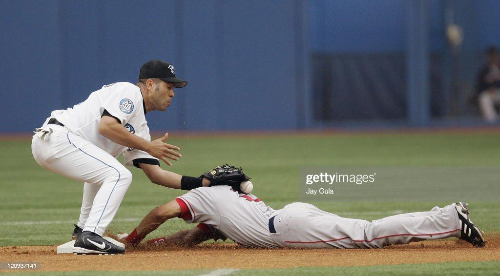 Boston Red Sox vs Toronto Blue Jays - May 30, 2006