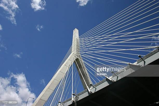 Boston's Leonard Zakim Bridge