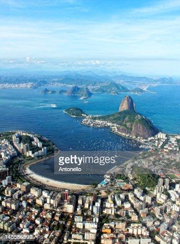 Botafogo Bay and Sugar Loaf