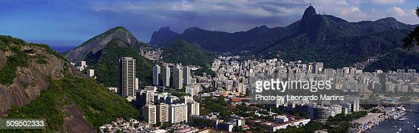 Botafogo neighborhood with Christ The Redeemer