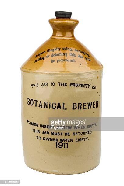 Botanical Brewers Pot
