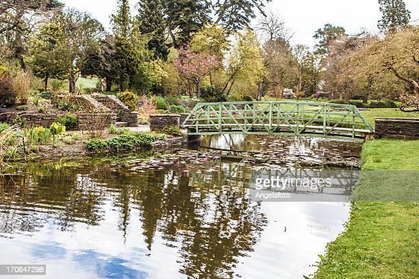 Botanical garden in Dublin