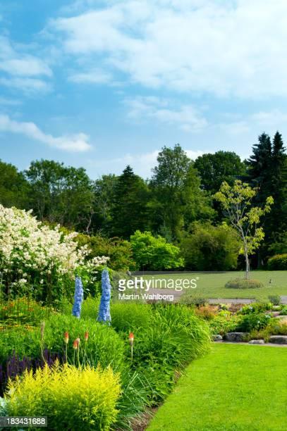 Botanical Garden in Gothenburg, Sweden