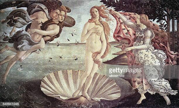 Botticelli Sandro *1444/451510Maler I Gemaelde 'Geburt der Venus' um 1500