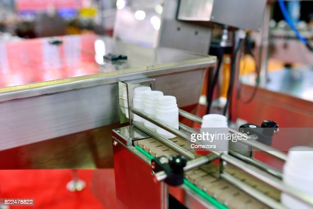 Bottle Filling Production Line