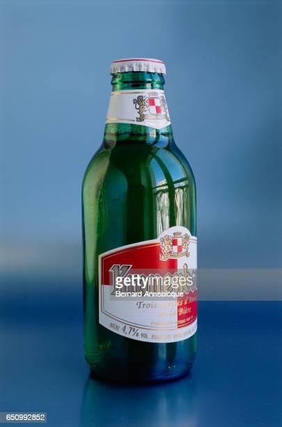 Bottle of Kronenbourg Beer