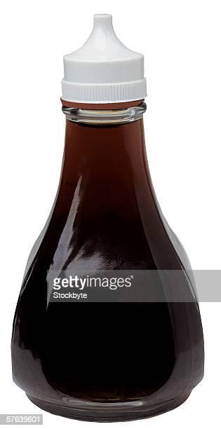 bottle of Soya sauce