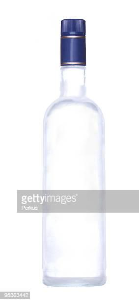 bottle of vodka