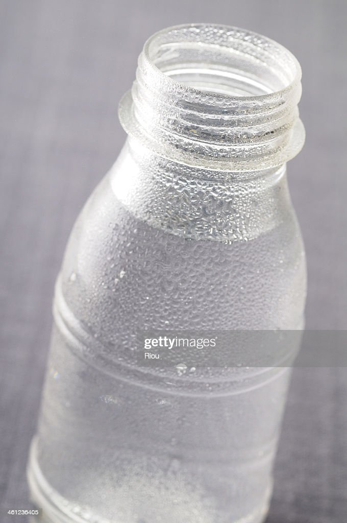 bottle of water : Stock Photo