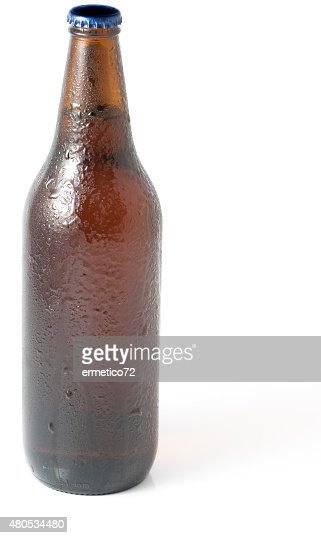 bottled beer crafts : Stockfoto