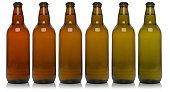 Bottles - Brown to Green