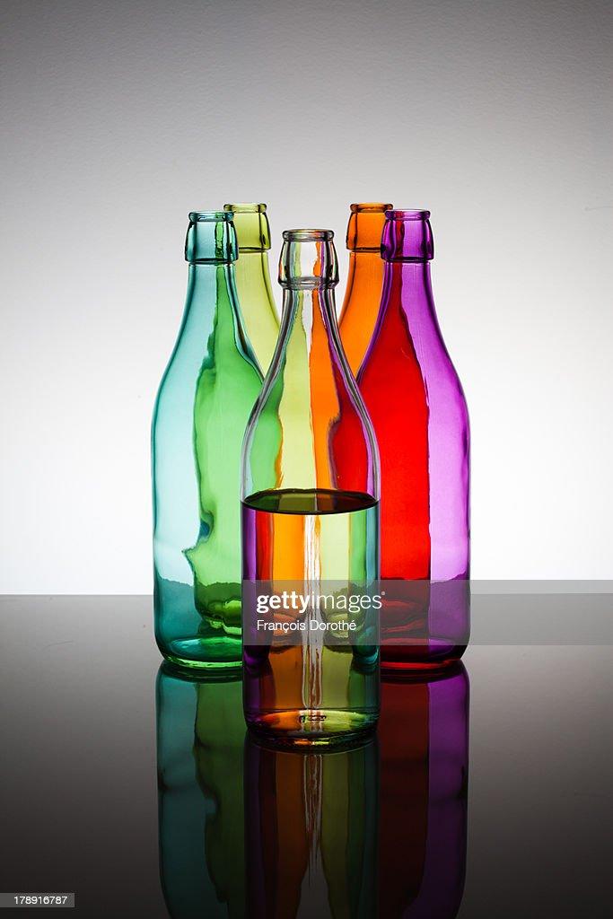Bottles & Glasses