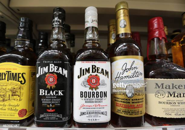 Jim Beam Bourbon Stock Photos And Pictures