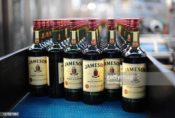 jameson production Jameson: a brand history with an annual production of a million gallons by click through the following pages to see the timeline of jameson irish whiskey.