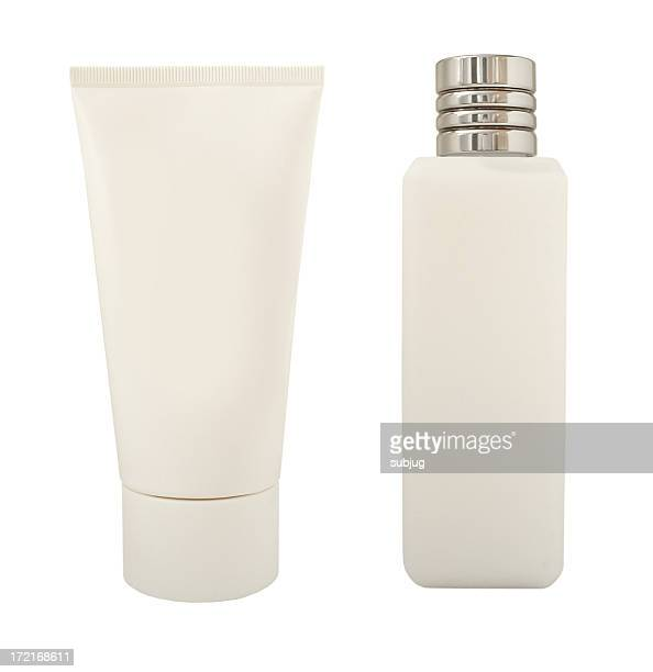 bottles - skin care products