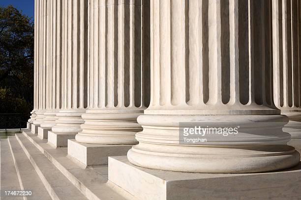 Colonne e Corte Suprema