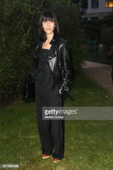 Bouchra jarrar stock photos and pictures getty images for Chambre syndicale de la haute couture