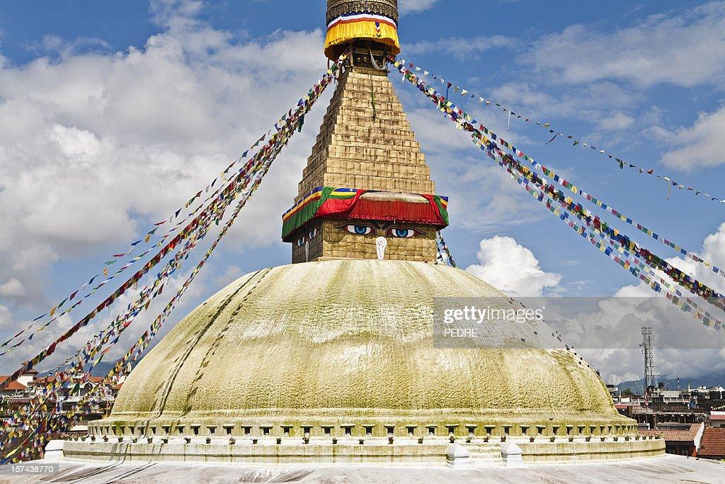 Boudnanath Stupa