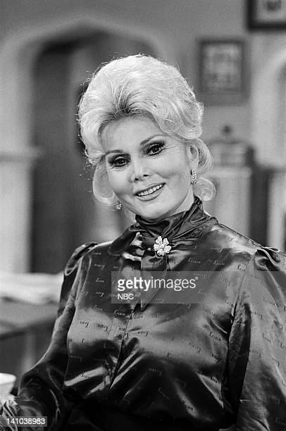 LIFE 'Bought and Sold' Episode 13 Pictured Zsa Zsa Gabor as Countess Calvet Photo by Paul Drinkwater/NBC/NBCU Photo Bank
