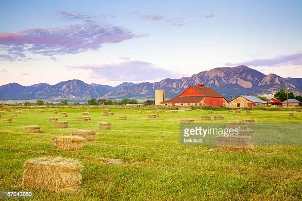 Boulder, Colorado, Barn